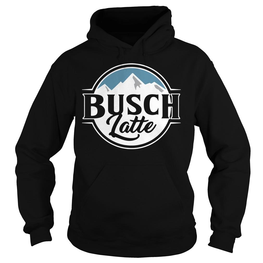 Busch Latte Shirt hoodie