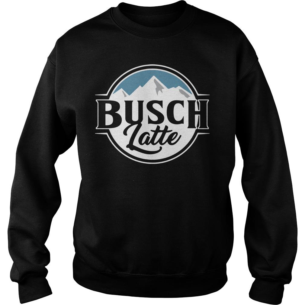 Busch Latte Shirt sweater