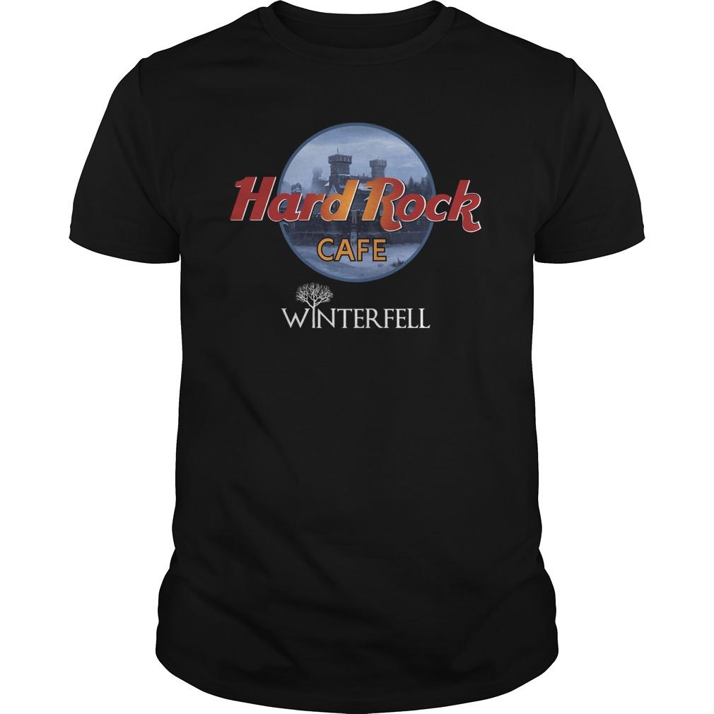 Hard Rock Cafe Winterfell Shirt