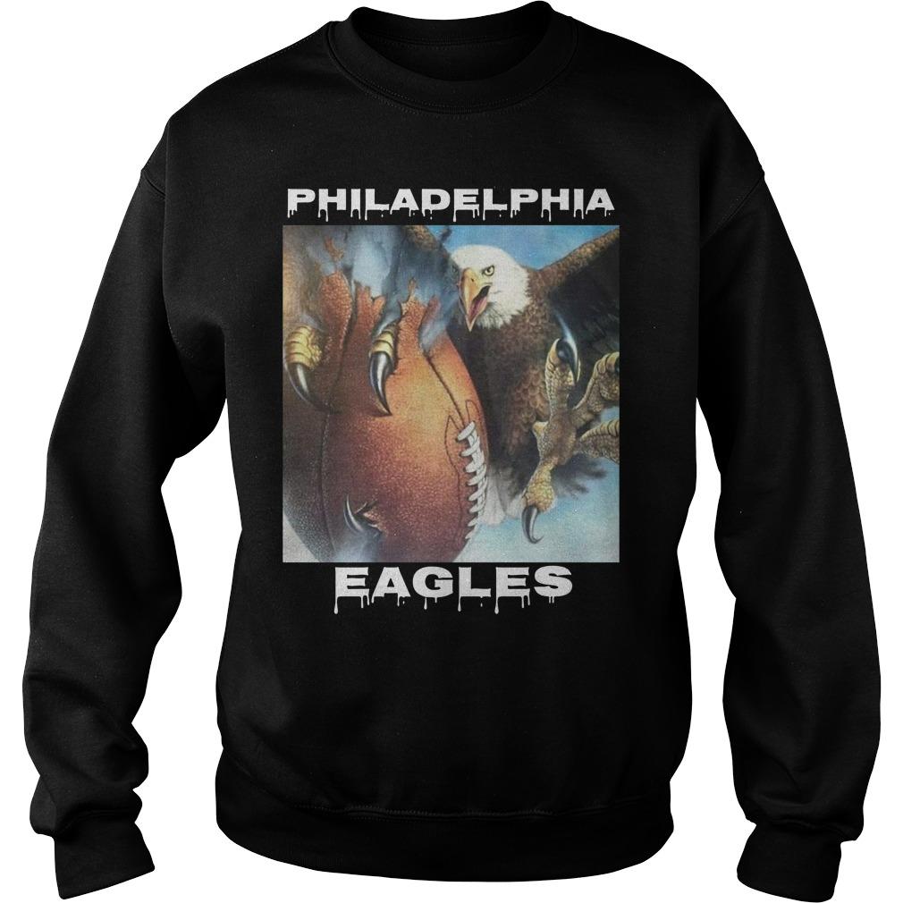 Philadelphia Eagles Birdgang Shirt sweater