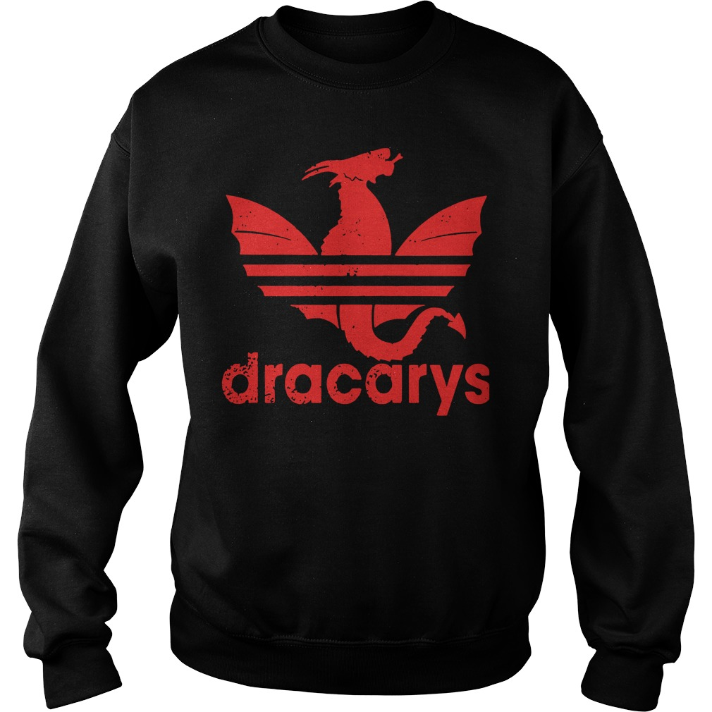 Dracarys Shirt Dragon Fire Game Of Thrones Sweatshirt