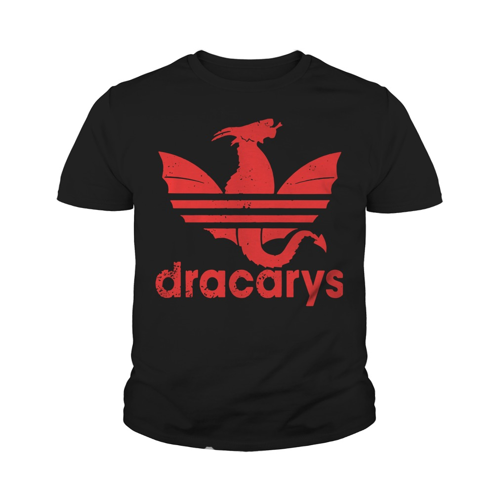 Dracarys Shirt Dragon Fire Game Of Thrones Youth Shirt