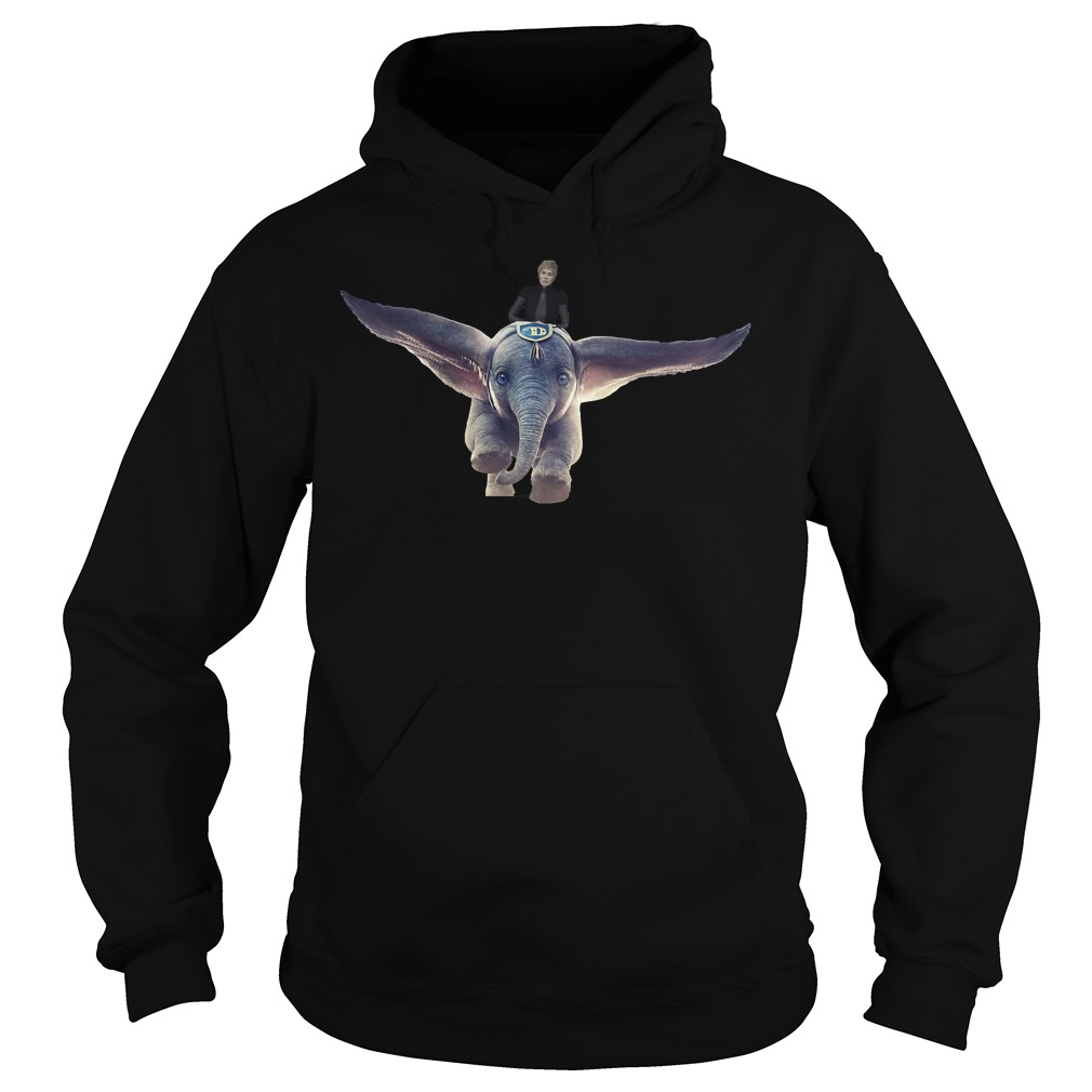 Game Of Thrones Cersei Lannister With Elephants Hoodie