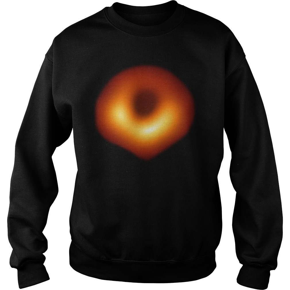 Official EHT Black Hole 2019 Sweatshirt