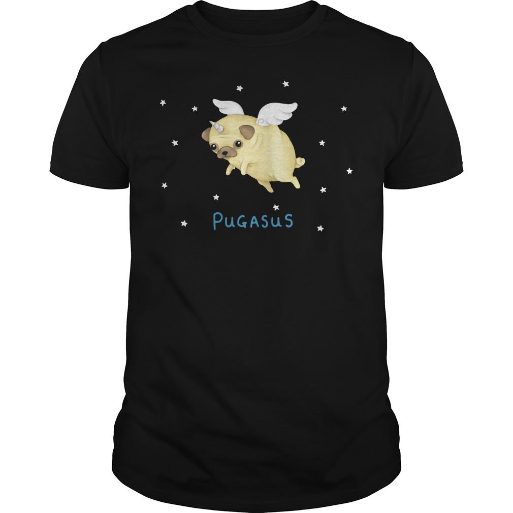 Official Pugasus Unisex Shirt