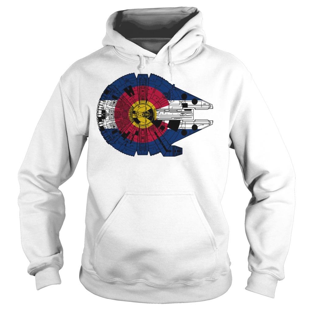 Star Wars Millennium Falcon Hoodie