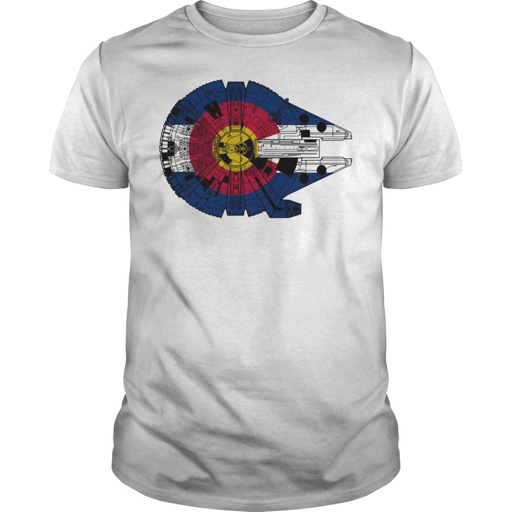 Star Wars Millennium Falcon Shirt