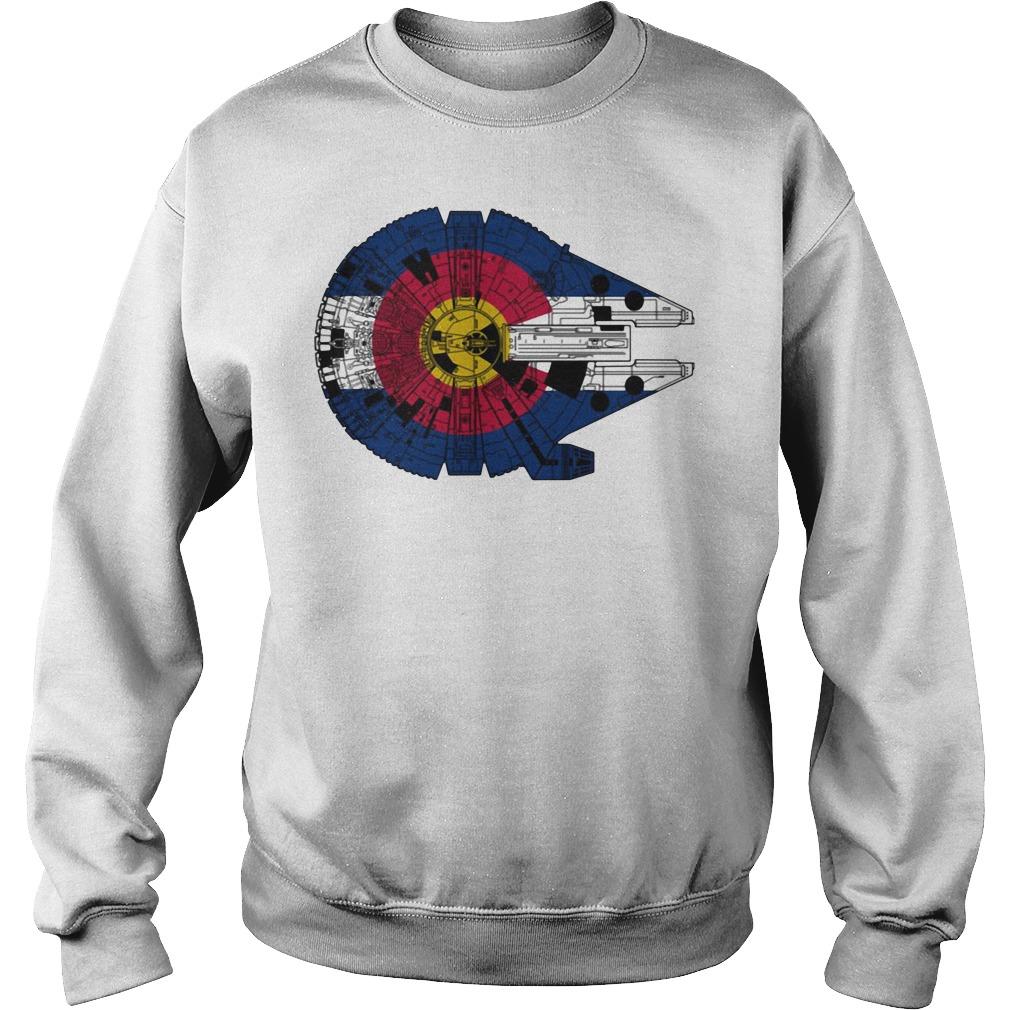 Star Wars Millennium Falcon Sweatshirt