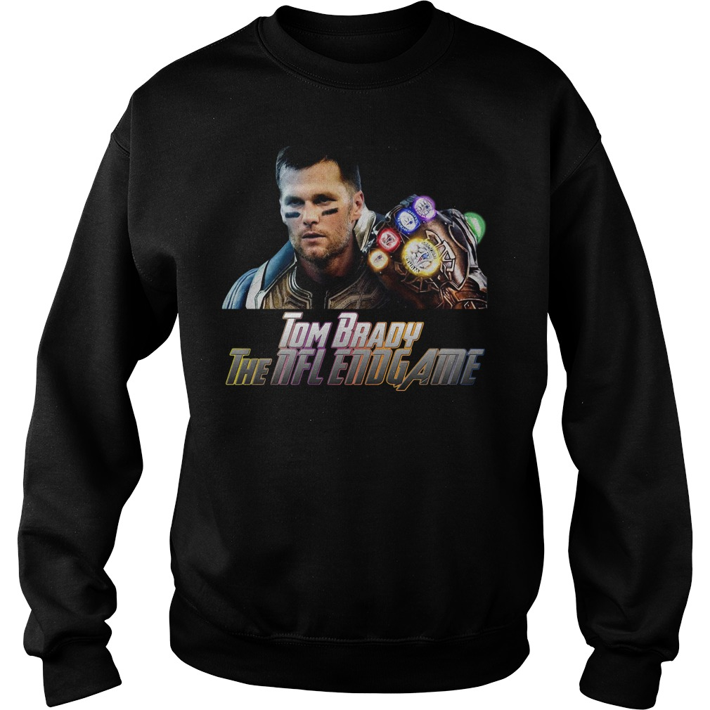 Tom Brady Patriot The Nfl Avengers Endgame Sweater