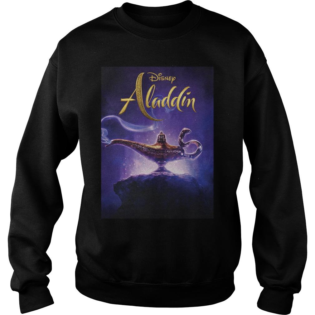 Disney Aladdin 2019 Aladdin Live Action Cover Shirt sweater