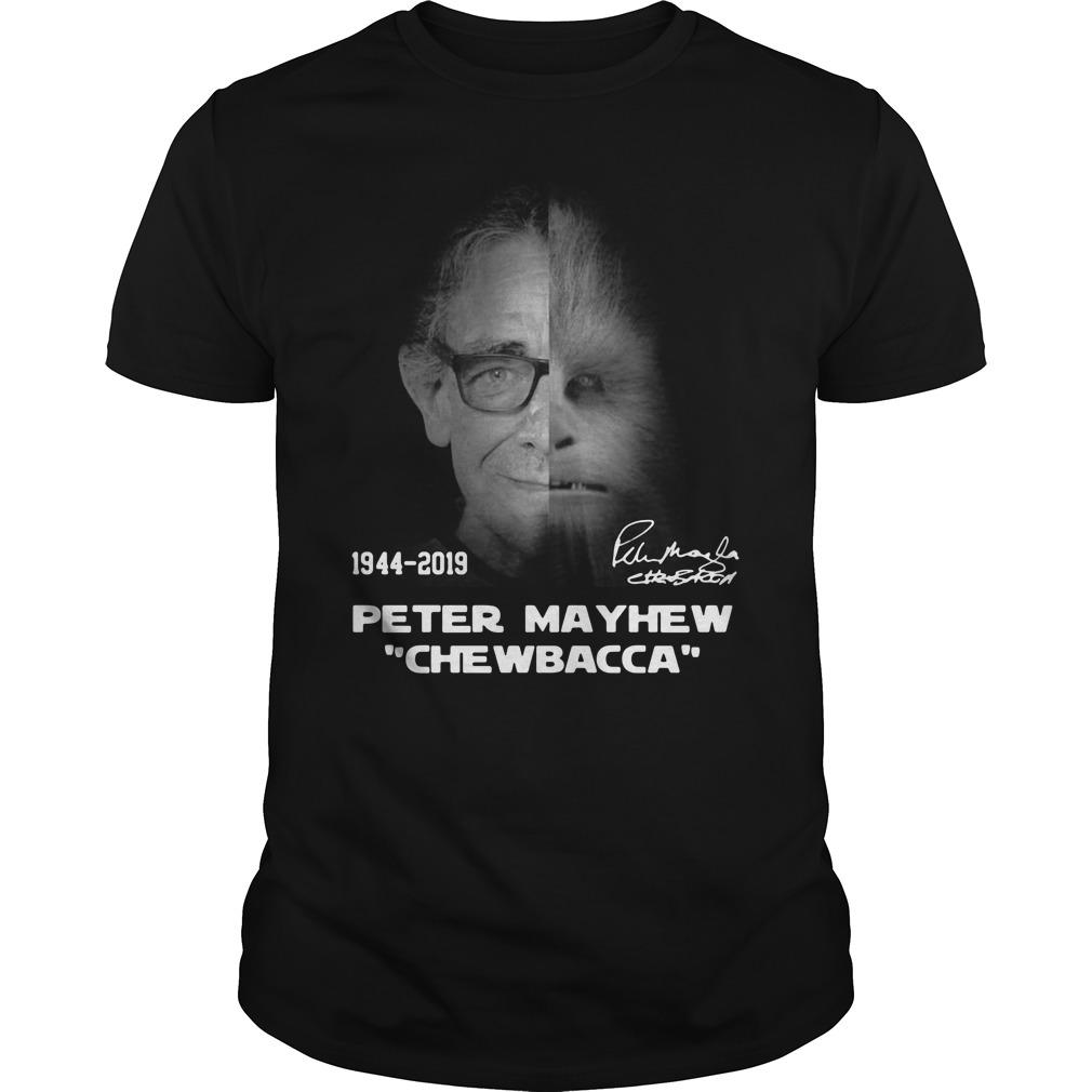 Peter Mayhew Chewbacca Shirt