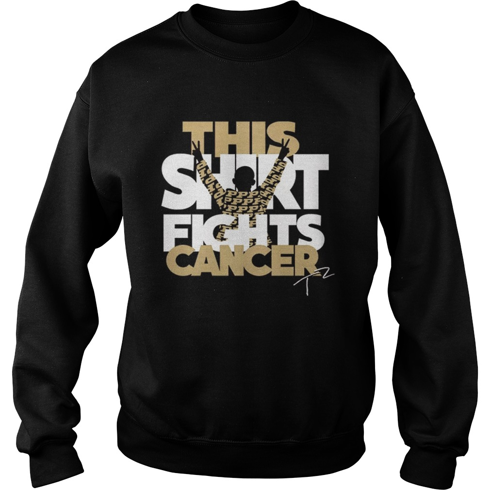 Tyler Trent This Shirt Fights Cancer Shirt sweater