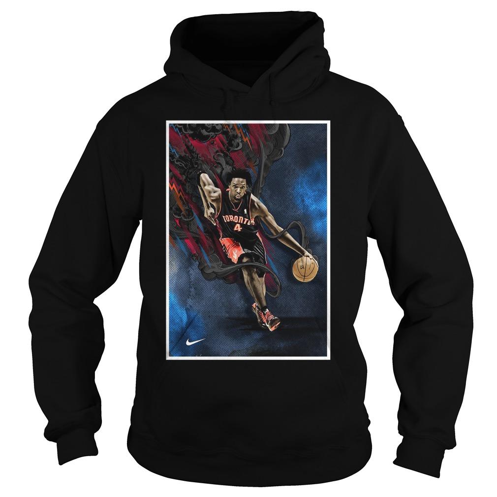 04 Toronto Raptor Basketball Shirt hoodie