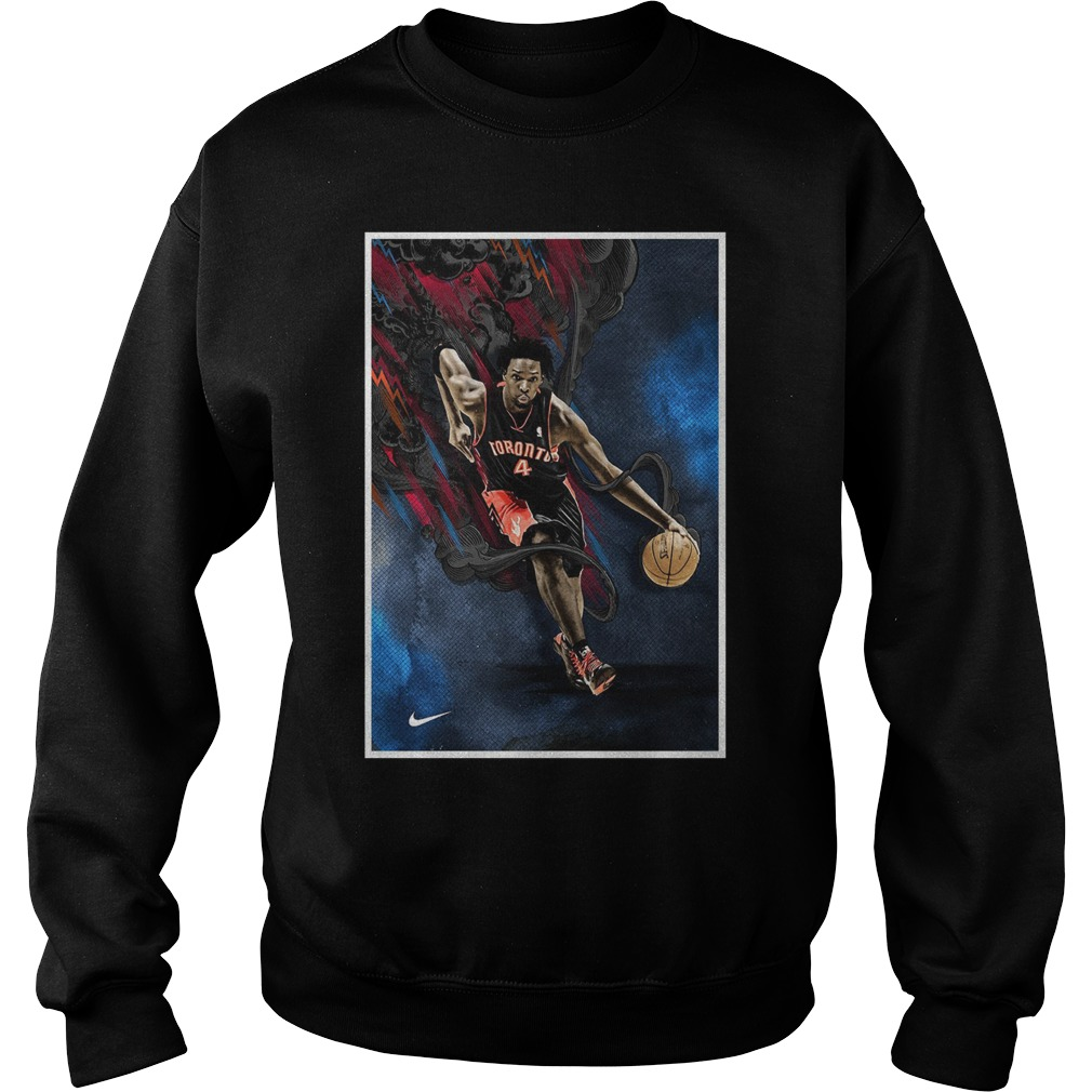 04 Toronto Raptor Basketball Shirt sweater