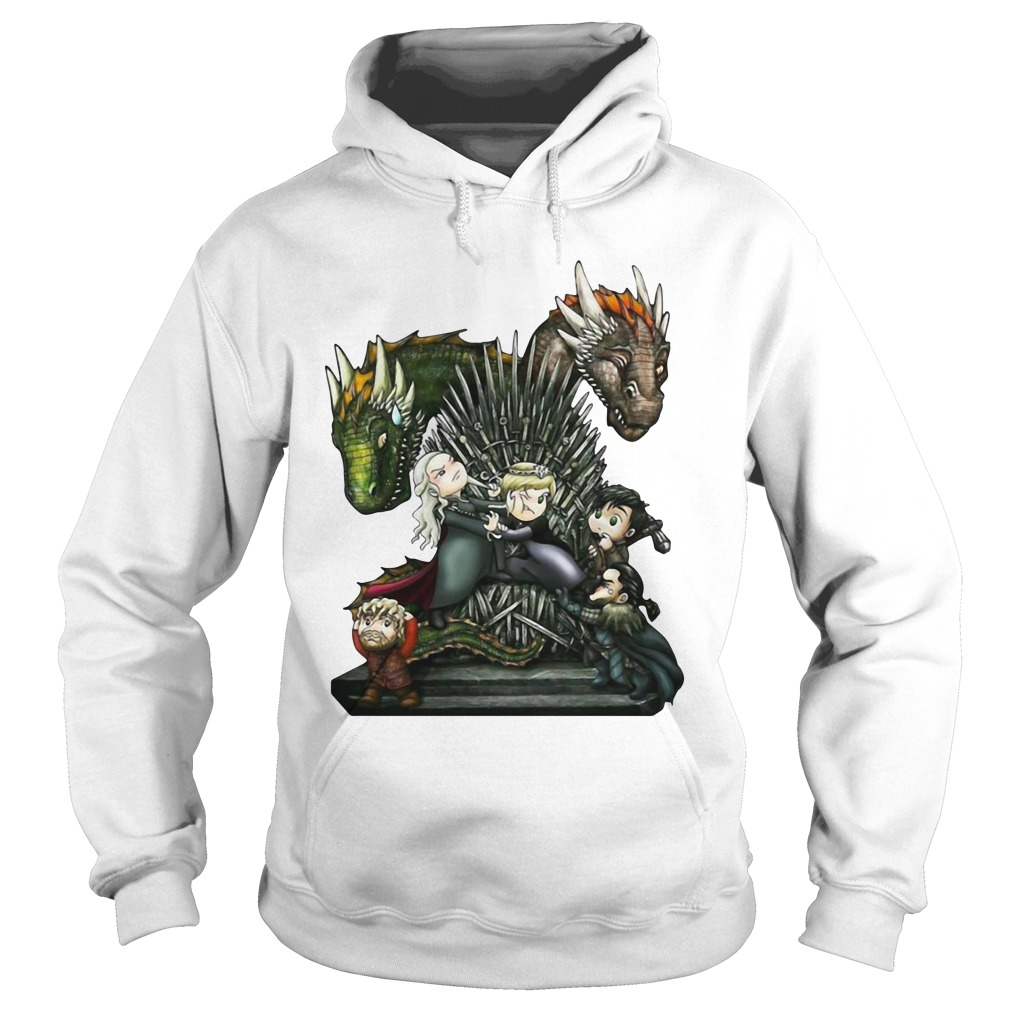A Game of Thrones GOT Chibi Shirt hoodie