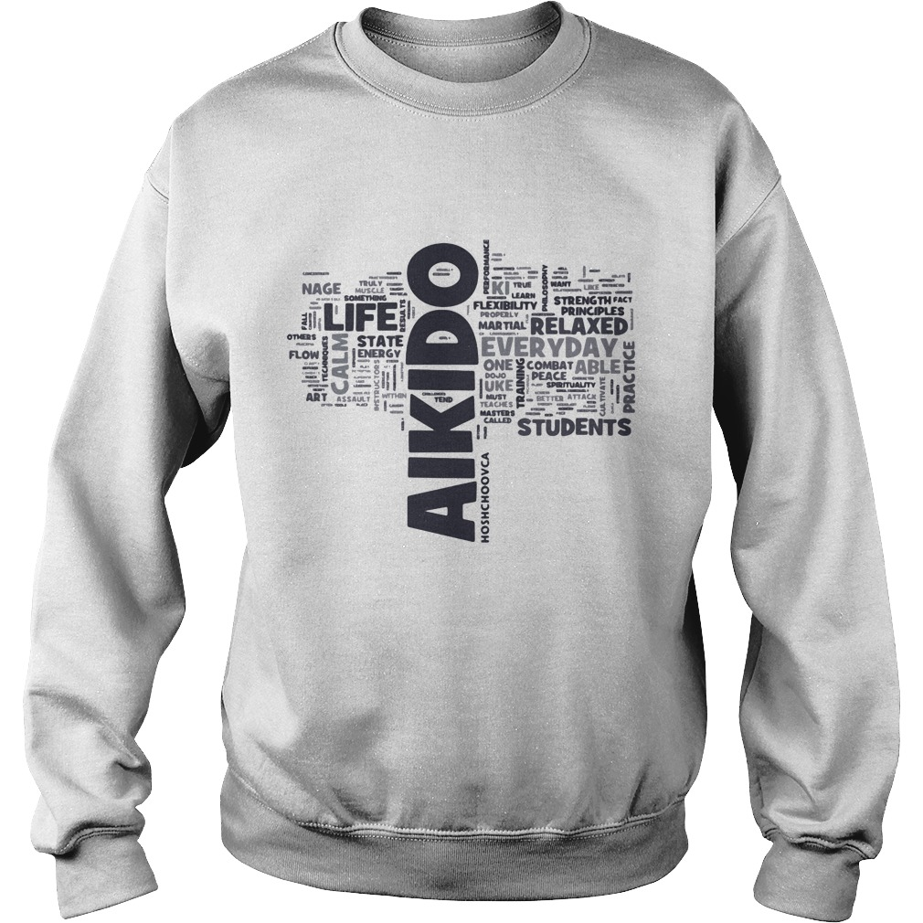 Aikido Lifestyle Hoshchoovca Shirt sweater