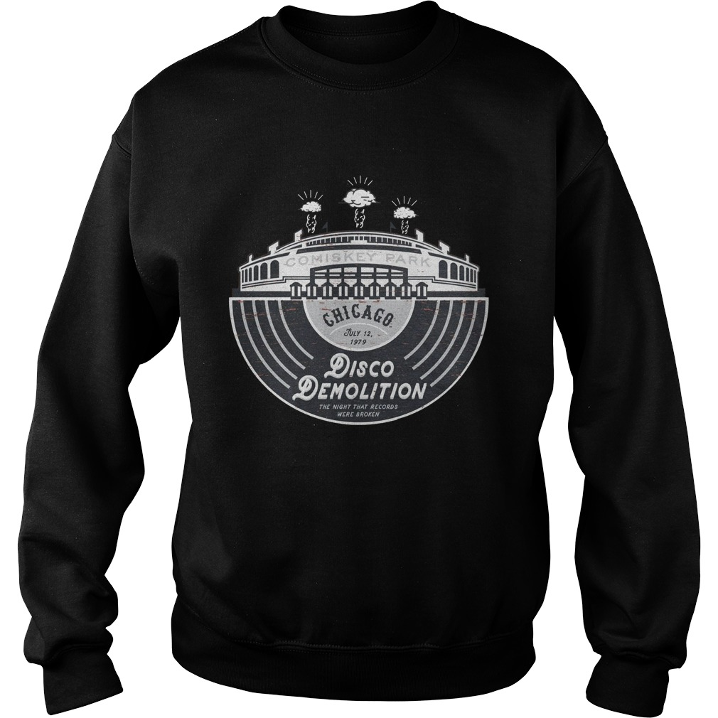 Disco Demolition Shirt sweater