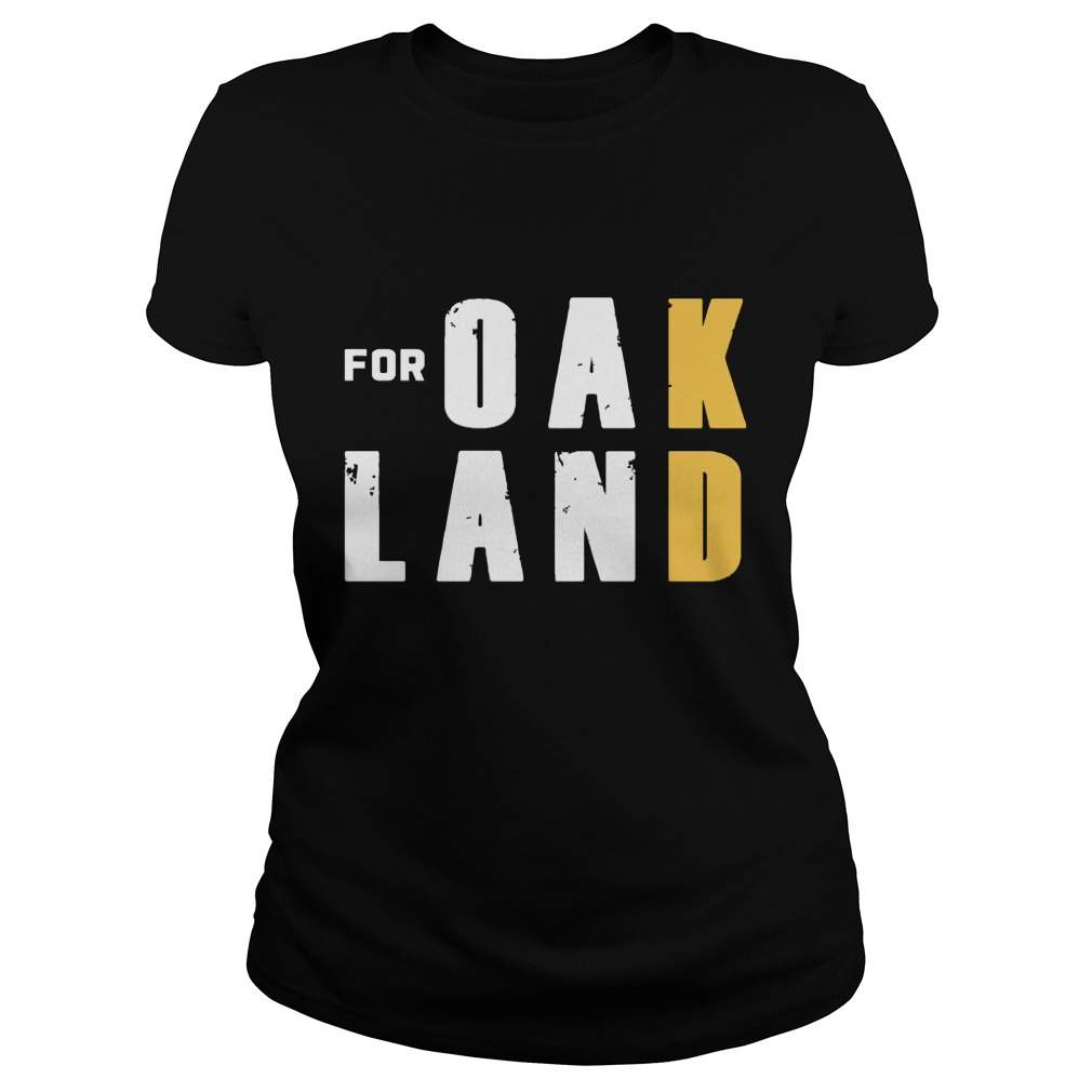 For Oakland KD Warriors Warm Up Shirt ladies tee