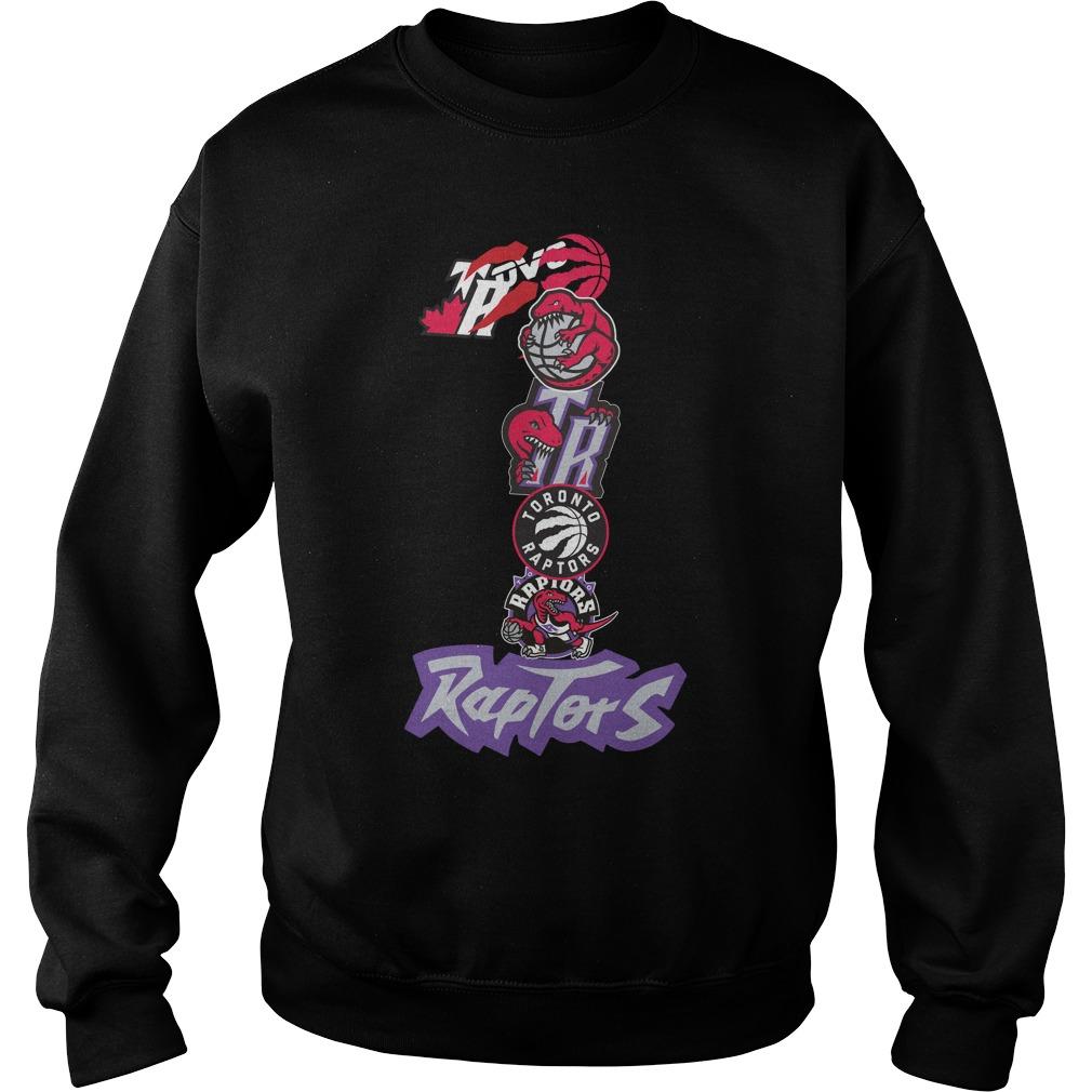 Toronto Raptors Drake Ovo Shirt sweater
