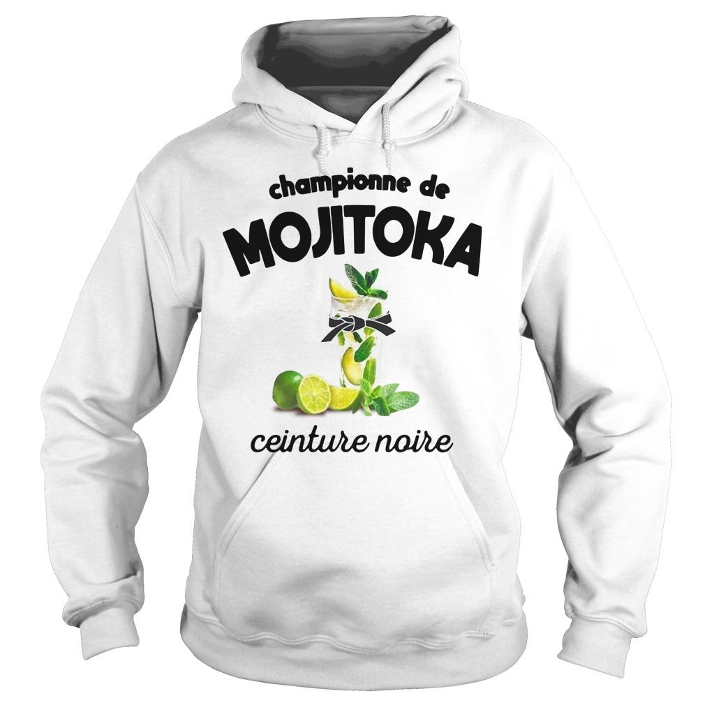 Championne De Mojitoka Ceinture Noise Hoodie