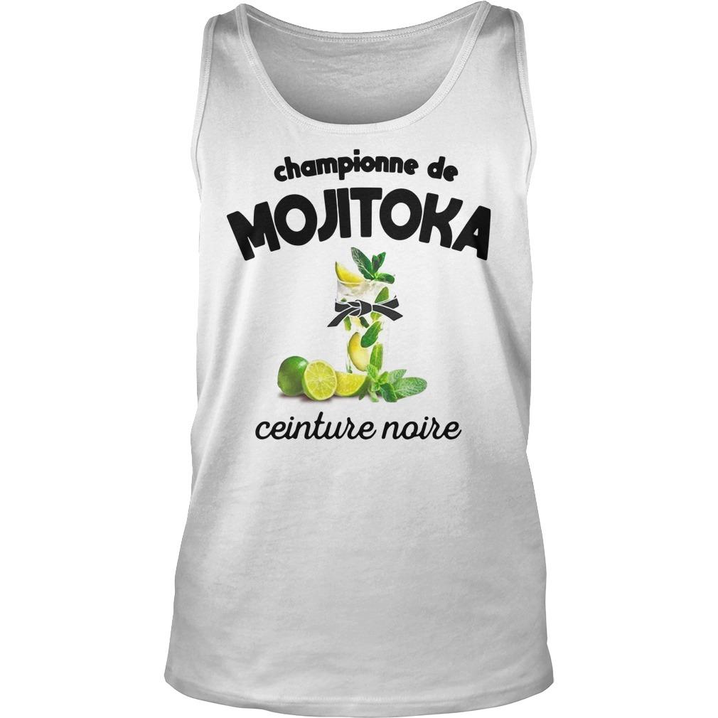 Championne De Mojitoka Ceinture Noise Tank Top