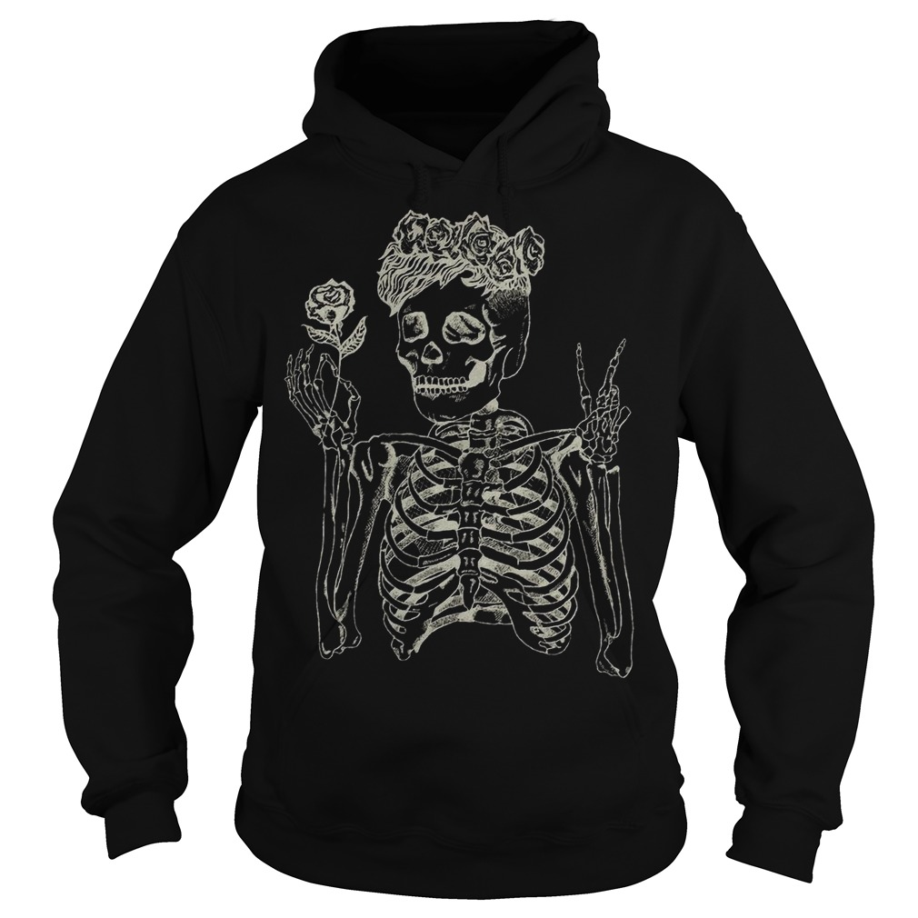 Official Daniel Howell Skeleton Hoodie