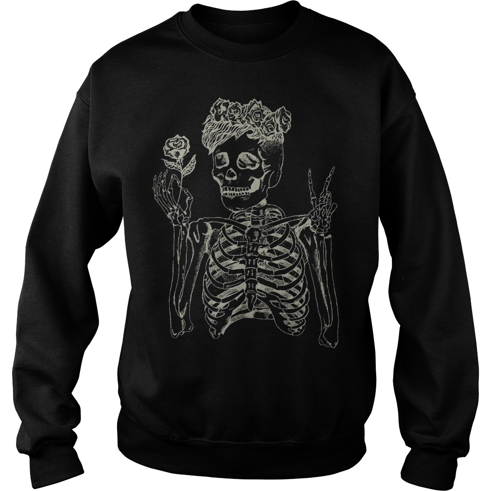 Official Daniel Howell Skeleton Sweatshirt