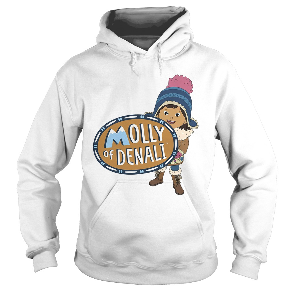 Official Molly of Denali Hoodie