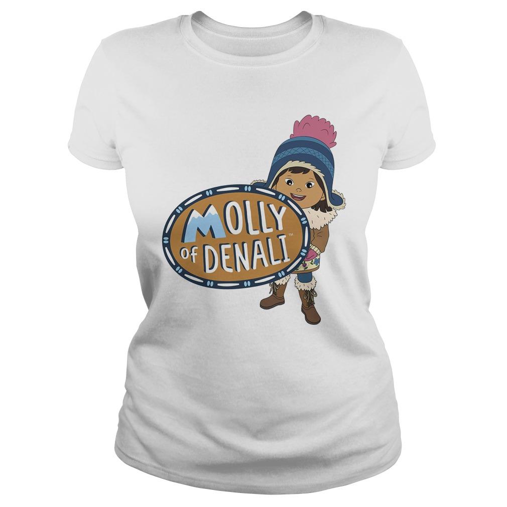 Official Molly of Denali Ladies Shirt