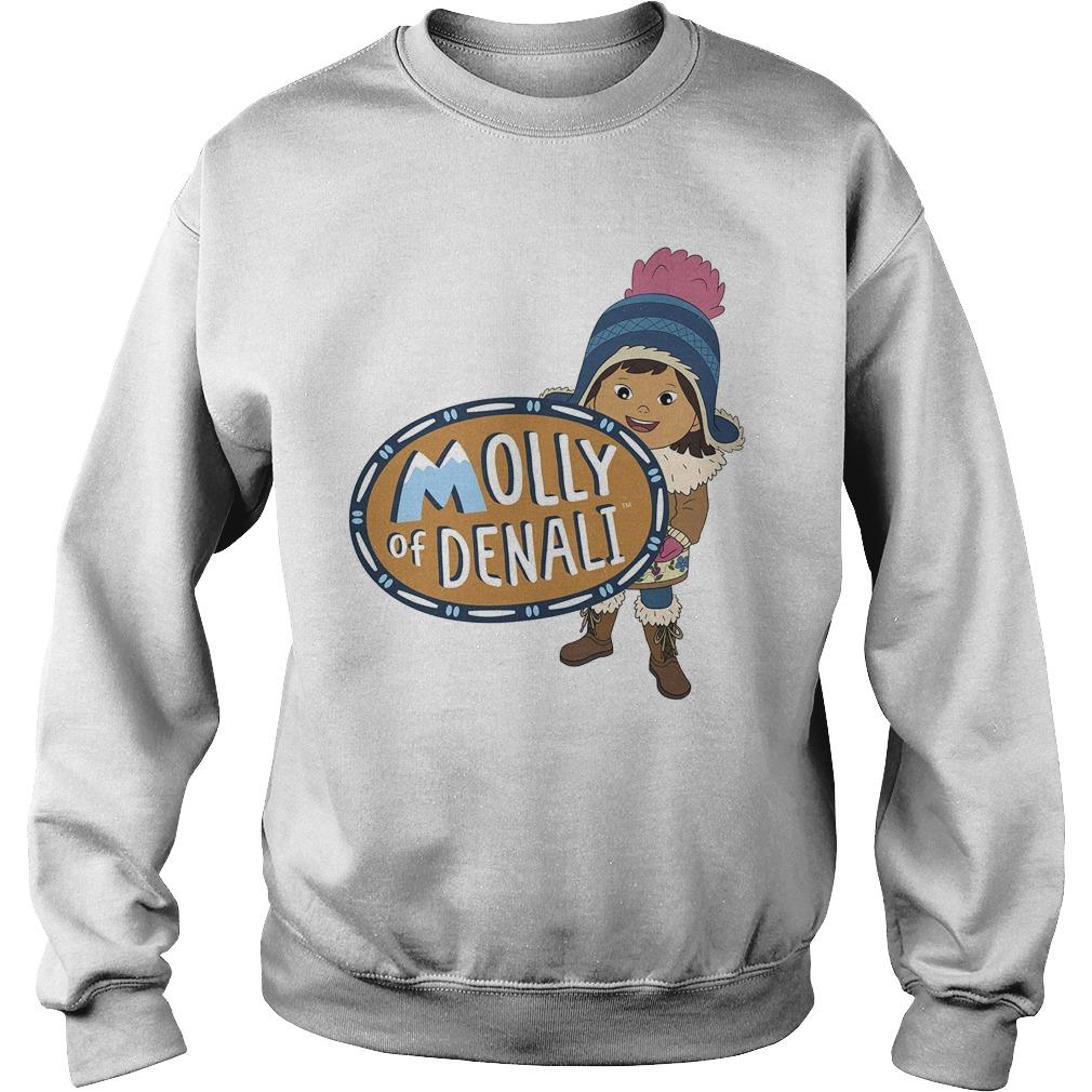 Official Molly of Denali Sweatshirt