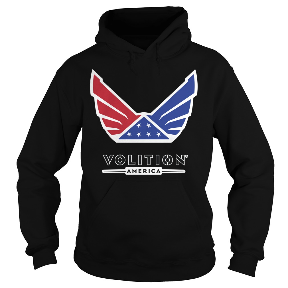 Official Volition America Hoodie