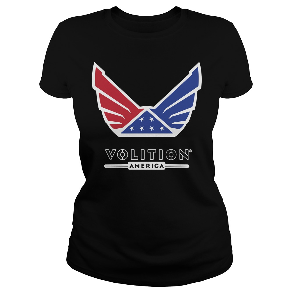 Official Volition America Ladies Shirt
