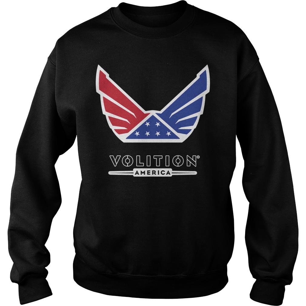 Official Volition America Sweatshirt