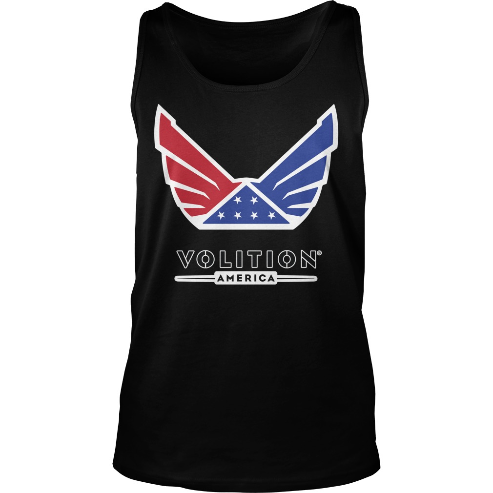 Official Volition America Tank top