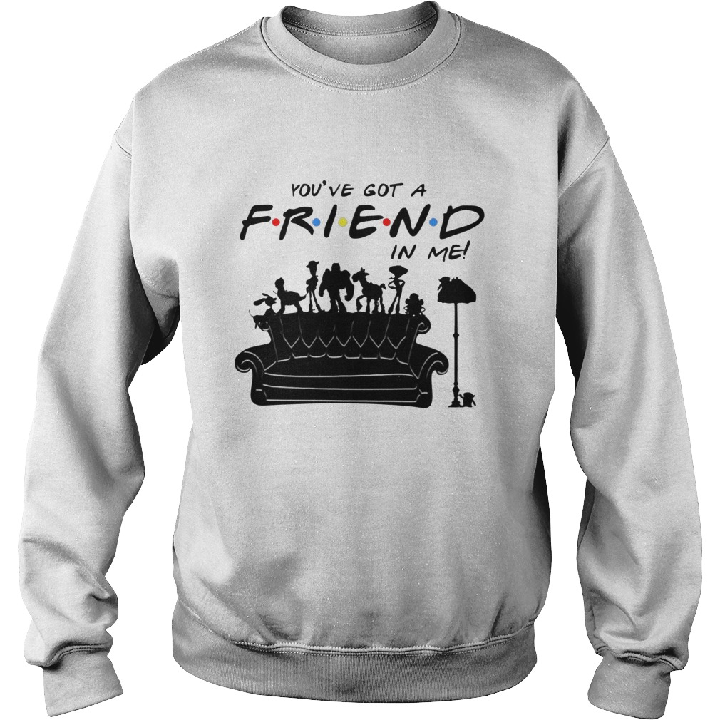Toy Story Group Of Friends You've Got A Friend in Me Sweater