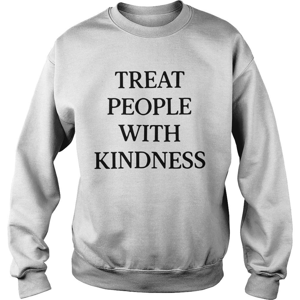 Treat People With Kindness Sweatshirt