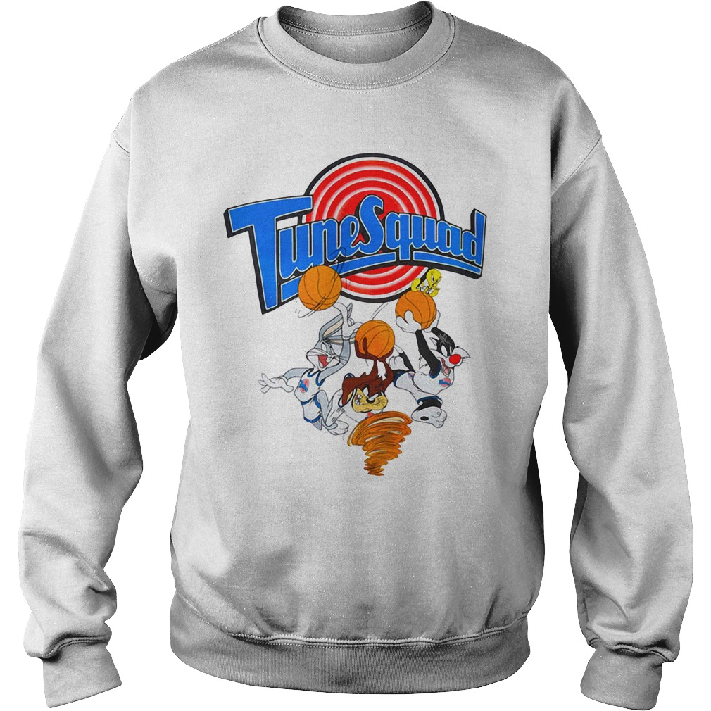 Camisole Tune Squad Space Jam Shirt Hoodie Tank Top And Sweater