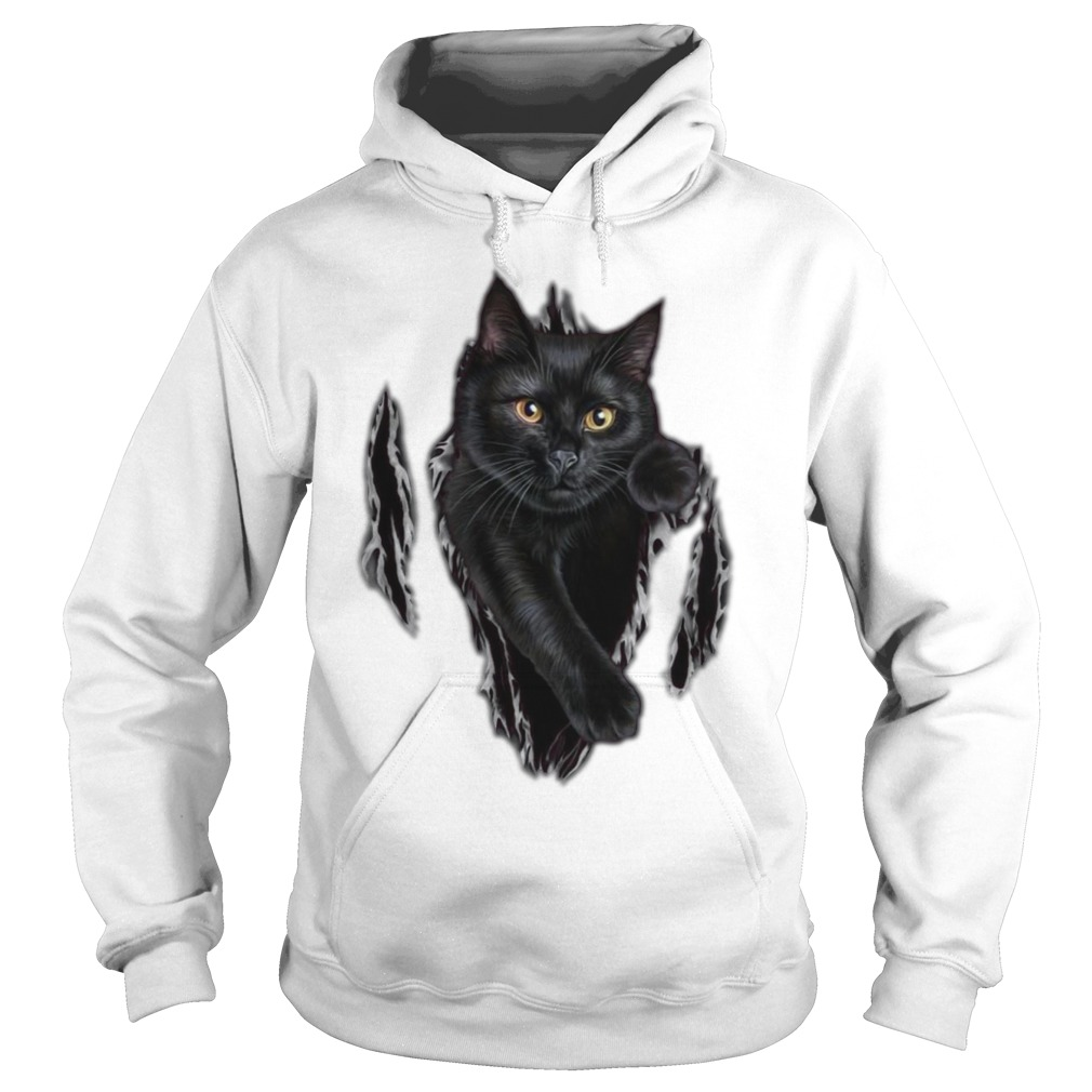 Cat Scratch Cat Inside Me Shirt hoodie