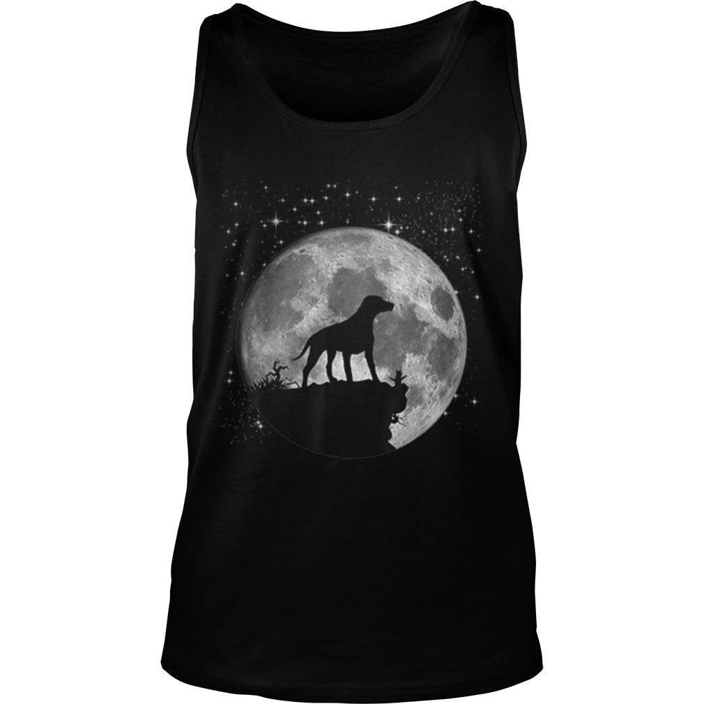 Dalmatian Dog Lover Moon Landing 50th Anniversary Shirt tank top