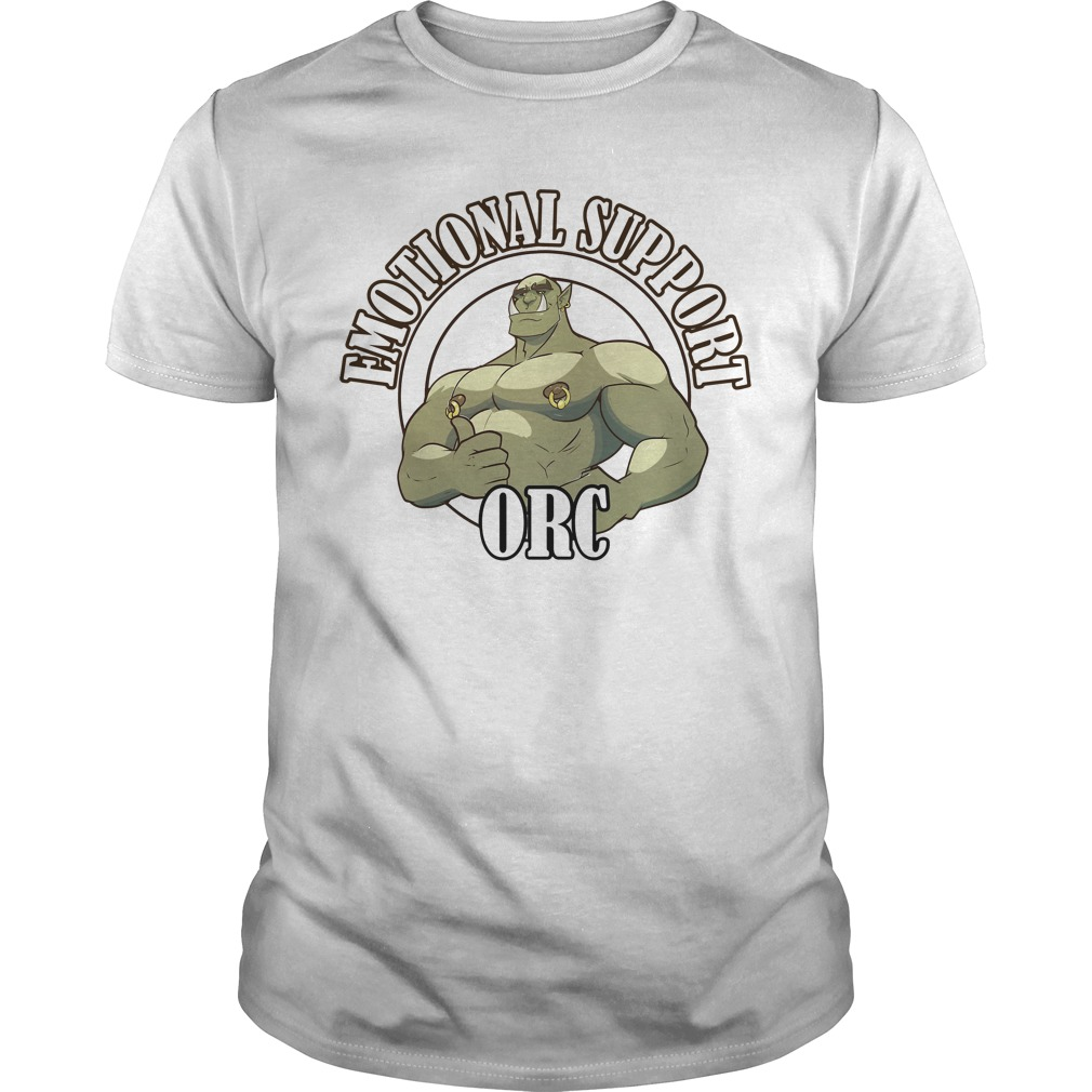 Emotional Support ORC Shirt