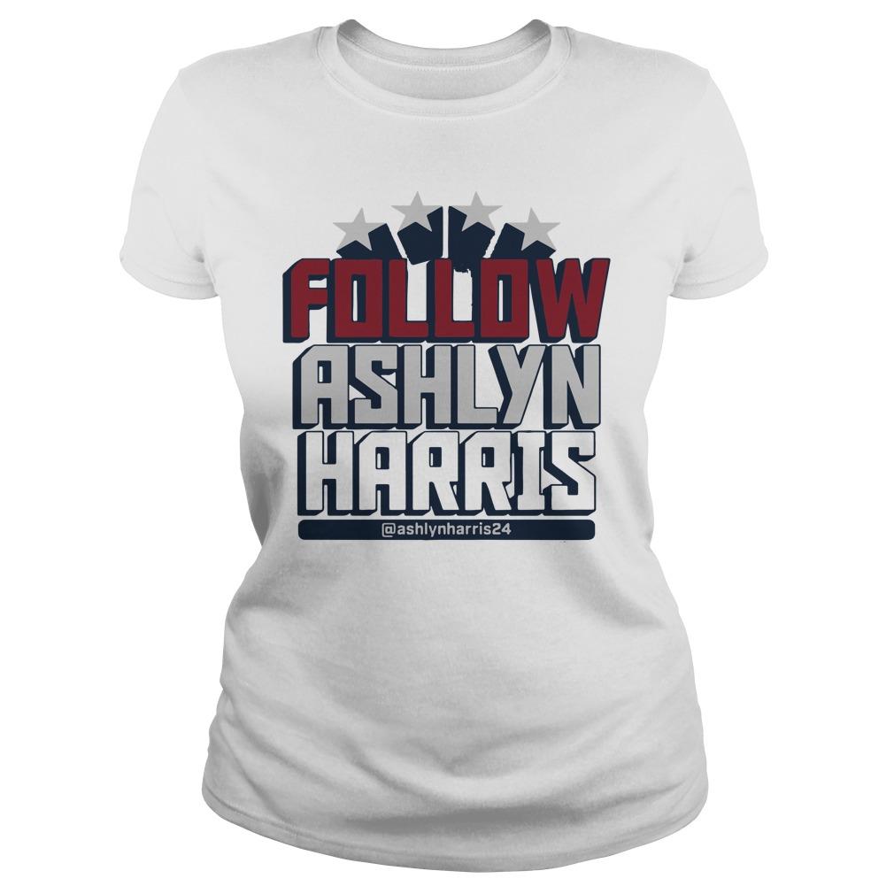 designer fashion 82672 b2a19 Follow Ashlyn Harris USWNT Shirt
