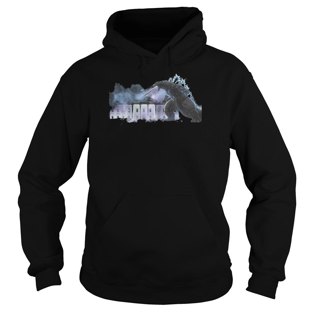Godzilla Guys Tee Shirt hoodie