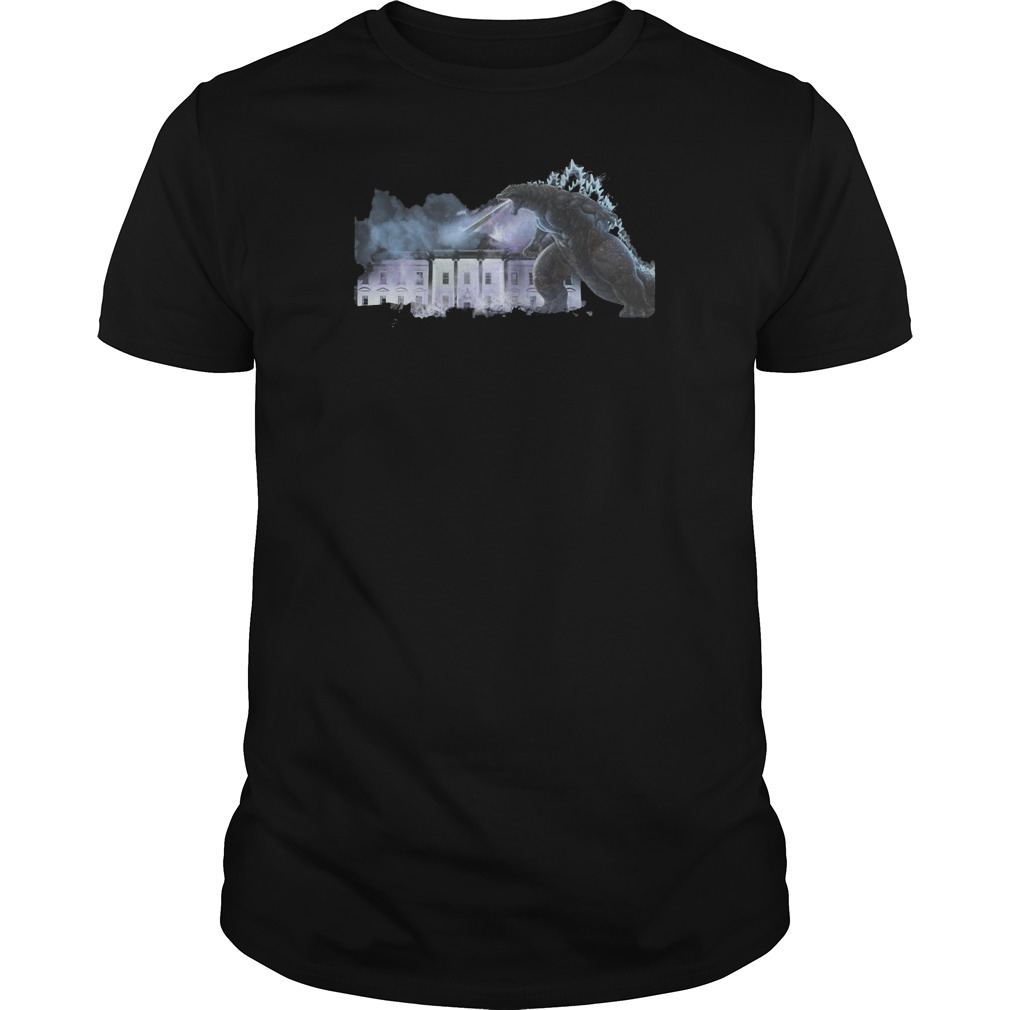Godzilla Guys Tee Shirt