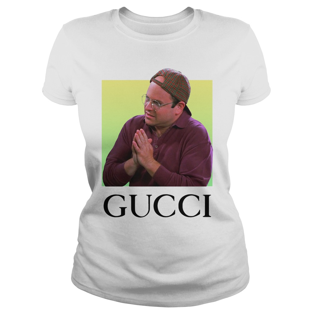 Gucci Costanza White Shirt ladies tee