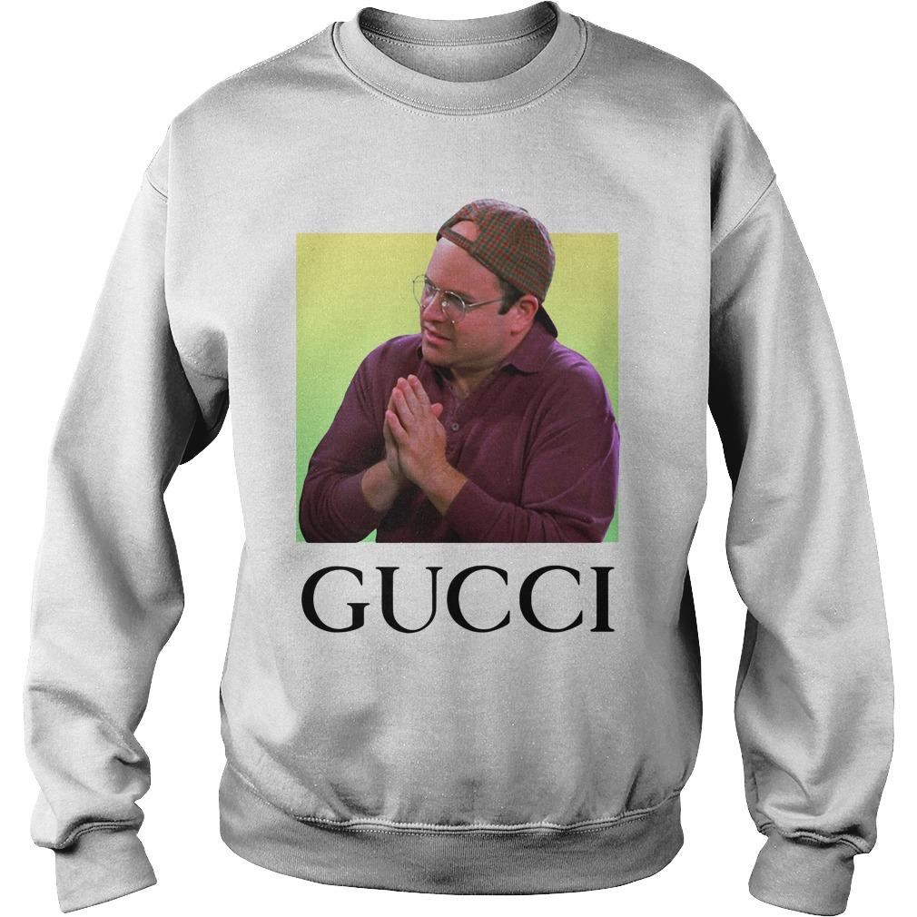 Gucci Costanza White Shirt sweater