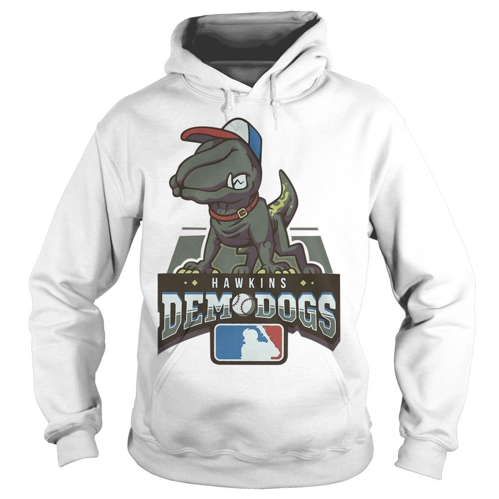Hawkins Demodogs Shirt hoodie