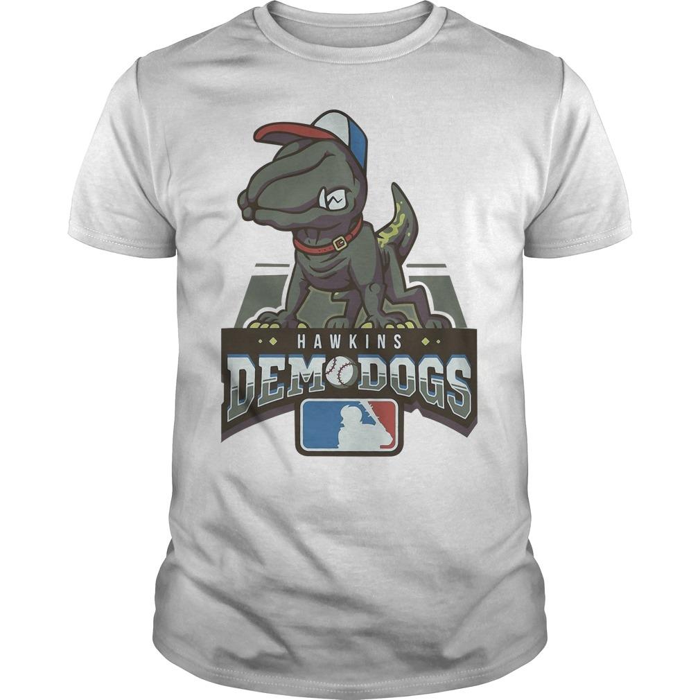 Hawkins Demodogs Shirt