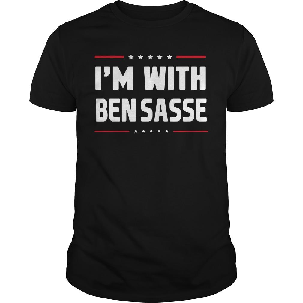 I'm With Ben Sasse Shirt
