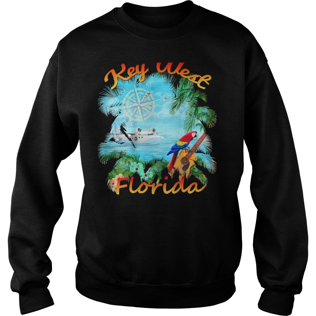 Key West Tropical Rock Shirt sweater