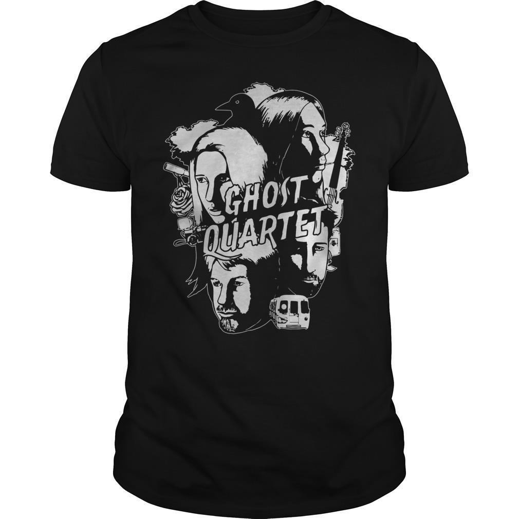 Lin Manuel Ghost Quartet Shirt